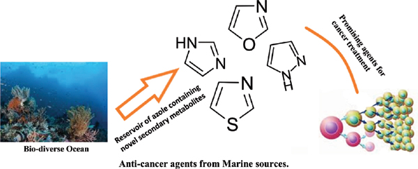 Anticancer Potential of Azole Containing Marine Natural Products: Current and Future Perspectives