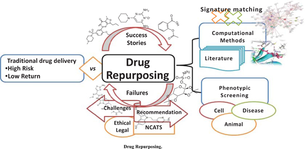 Drug Repurposing Approaches: Existing Leads for Novel Threats and Drug Targets