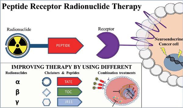 neuroendocrine cancer prrt treatment