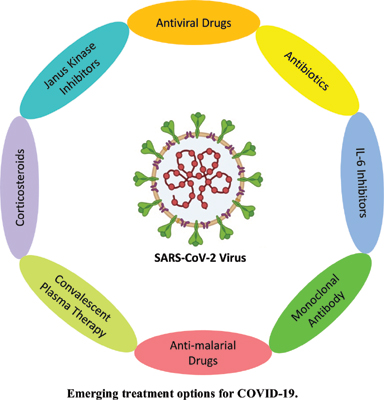 New Viral Infection COVID-19: Current Status, Challenges and Possible Treatments