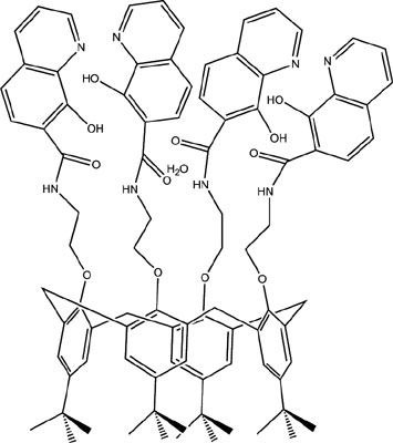 Synthesis And Cation Binding Properties Of P Tert Butyl Calix4