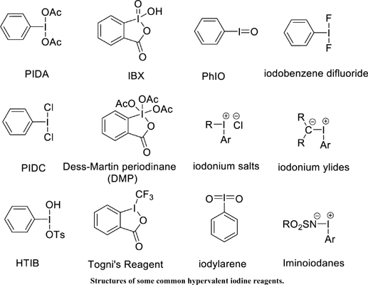 Formation of Carbon-Oxygen Bond Mediated by Hypervalent Iodine Reagents Under Metal-Free Conditions