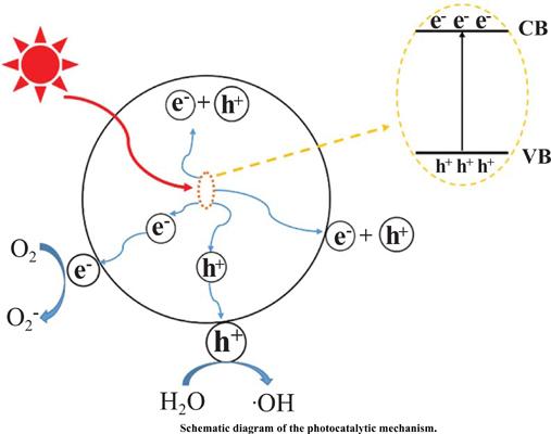 Recent Advances in Heterostructured Photocatalysts for Degradation of Organic Pollutants