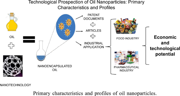 Technological Prospection of Oil Nanoparticles: Primary Characteristics and Profiles